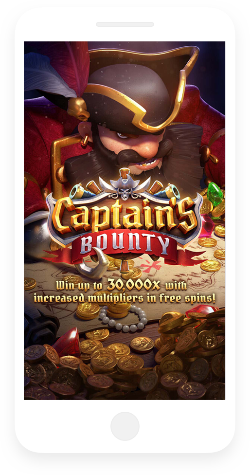 PG SLOT Captains Bounty