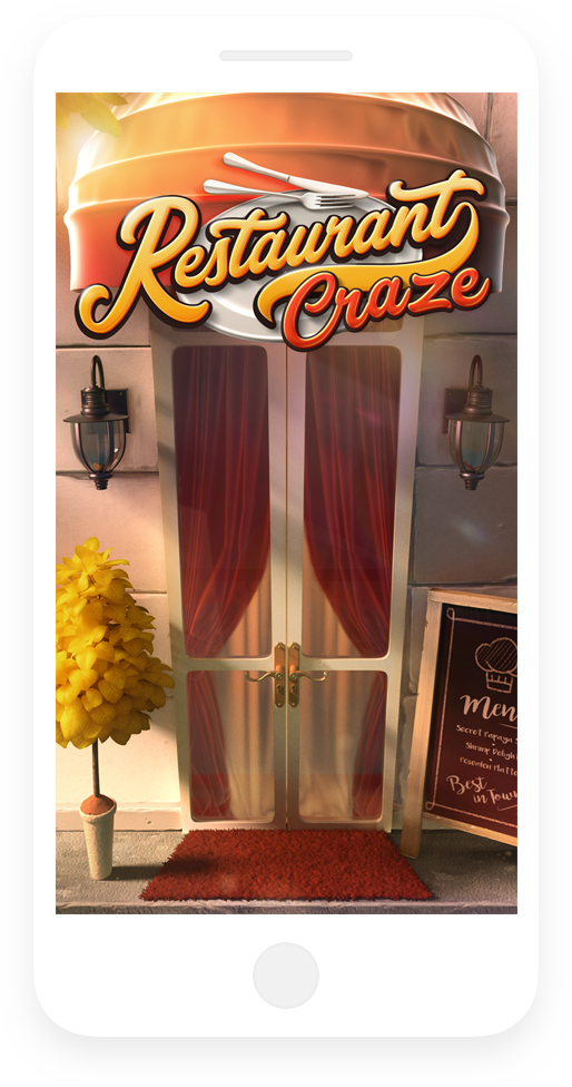 Restaurant Craze PG SLOT