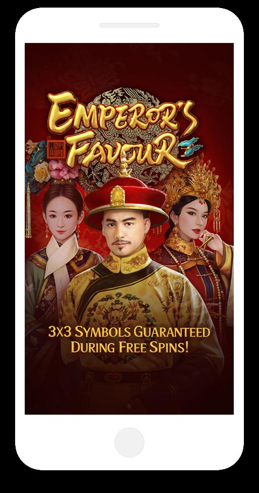 Emperors Favour PG SLOT