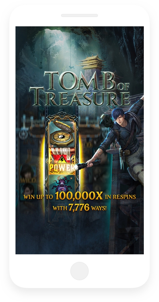 PG SLOT Tomb of Treasure