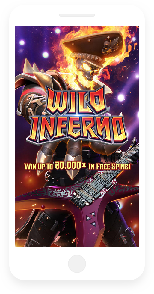 PG SLOT Wild Inferno