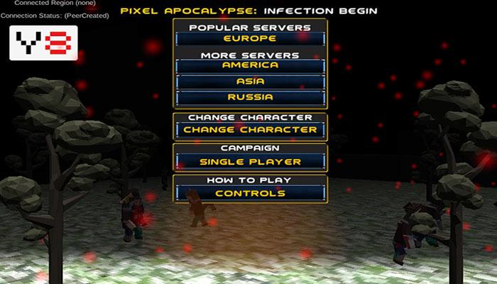 Pixel Apocalypse