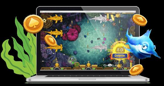 หาเงินใช้ง่ายๆ กับเกมยิงปลาออนไลน์