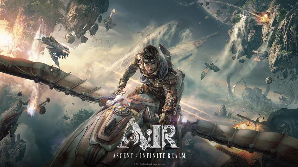 A:IR Ascent