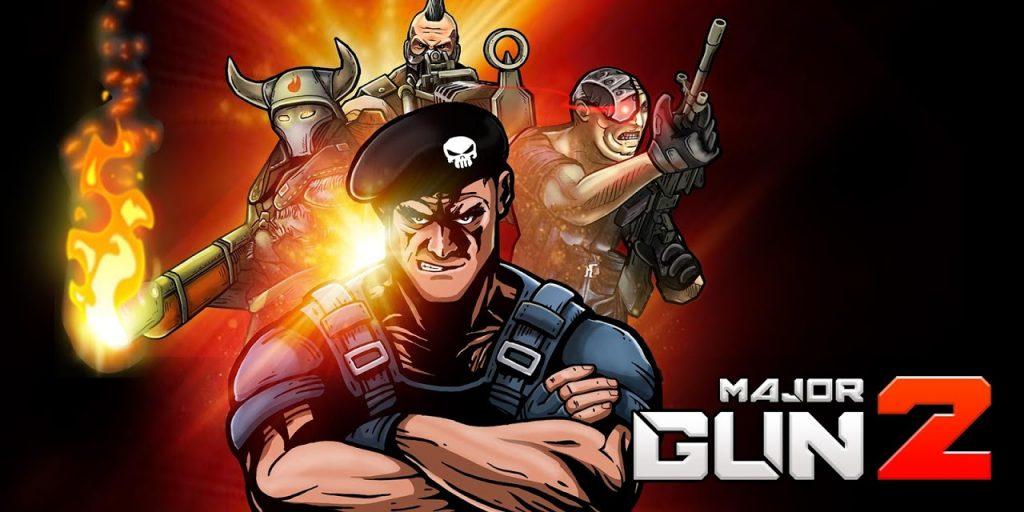 Major Gun Sniper